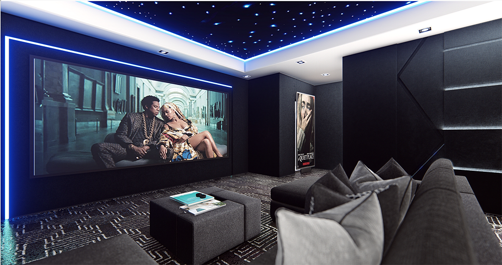How to Create the Ultimate Modern Home Theater Experience