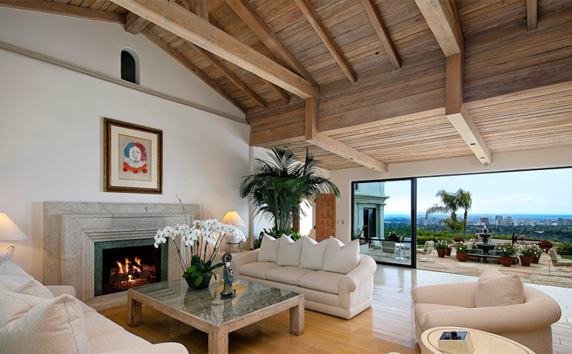The Top Features in LeBron James' New Mediterranean-style $36.75 Million Home